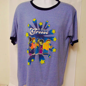 b2b4b5bdd The Simpsons Groove T-Shirt LG